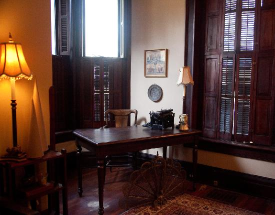Parker House Bed & Breakfast: Parker Suite @ Parker House B&B Anniston, Alabama