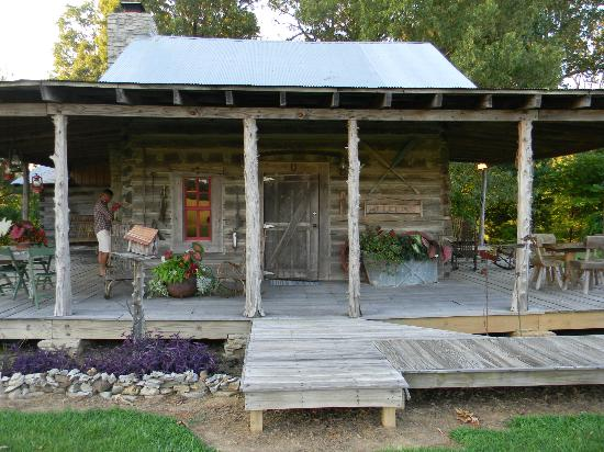 Blue Creek Cabin: Cabin
