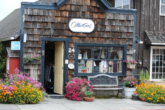 Cottage on the Cove : A shop on Front St