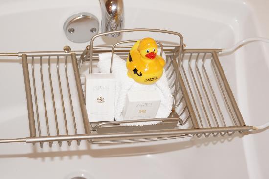 ذا بارامونت هوتل: Rubber Ducky 