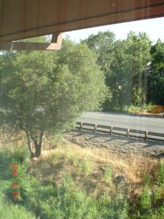 Best Western Amador Inn: View from Room 214
