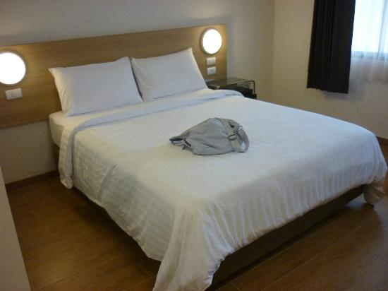 Red Planet Hat Yai: Double Room