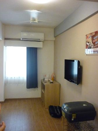 Red Planet Hat Yai: Simple double room