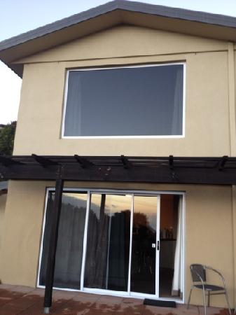 Pacific Allure Heights : Below is where the room is with the owner staying above.