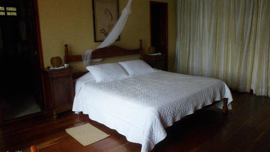 Sagu Mini Resort: Room above the sitting room, main building