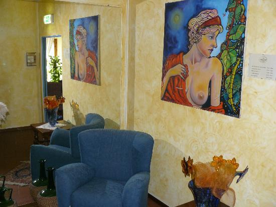 Hotel Baccio da Montelupo : interno