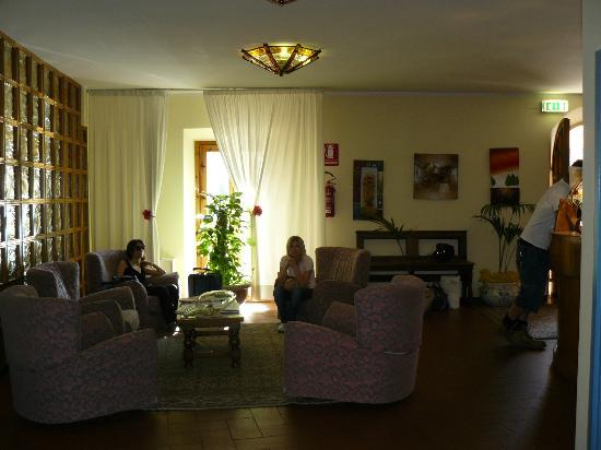 Hotel Baccio da Montelupo : hall
