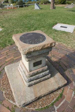 At the Obelisk