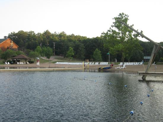 YMCA Trout Lodge: Swim Area