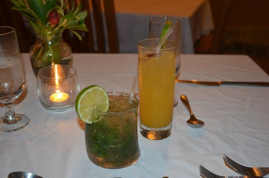 Florblanca Resort: drinks!