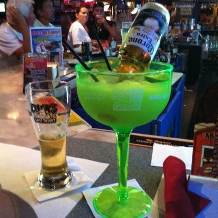 Dick's Last Resort - Myrtle Beach : beer-Rita