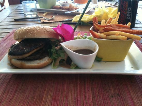 Le Nomade : Burger Rossini