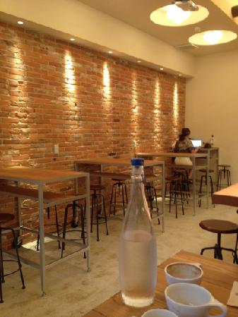 Ogawa Coffee : upstairs