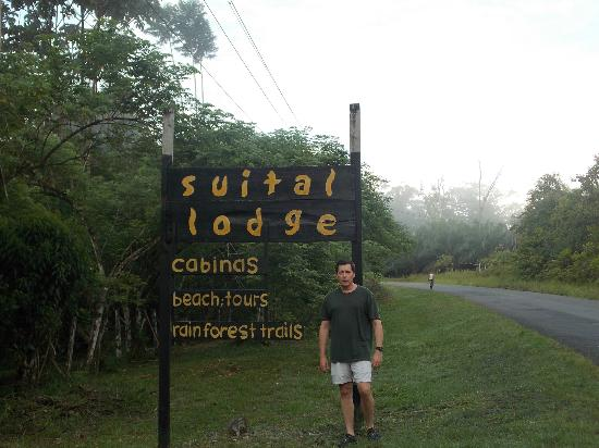 Suital Lodge: On To The Next Adventure--Thanks Carlos!
