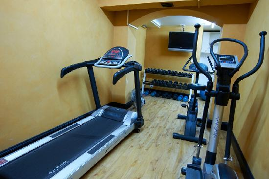 Quest Gordon Place: Onsite Gym