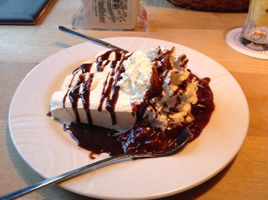 Zum Haller: Divine dessert!