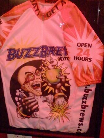 Buzzbrews Kitchen: Bike Shirt You Can Buy For $60