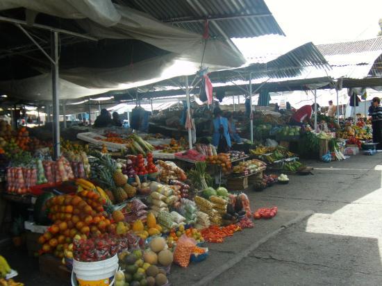 Otavalo, Ecuador: Makes your mouth water!