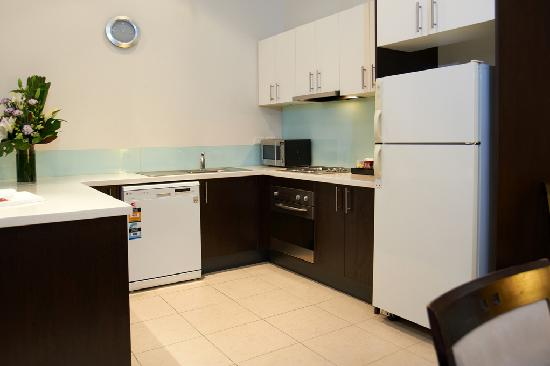 Quest Gordon Place: Kitchen Facilities