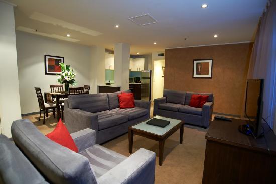 كويست جوردن بليس: Two Bedroom Apartment