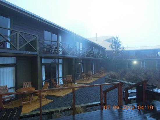 Skotel Alpine Resort: Facade