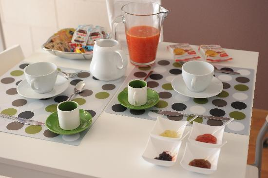 The House of the Poet Etna: Colazione