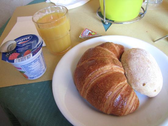 Casa Mia Hotel : Breakfast