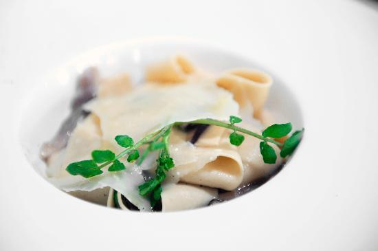 La Belle Epoque at The Luang Say Residence: Homemade Pappardelle