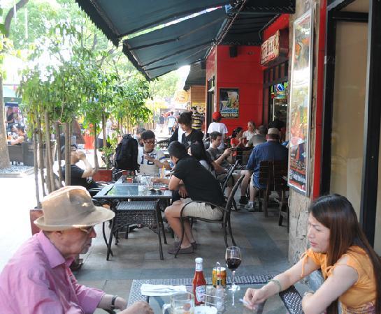 City Bull Steakhouse and Bar - Hongmei: Hongmei Rd. -1