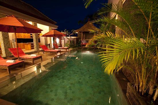 Villa Echo Beach: 4 Bedroom Villa - private pool