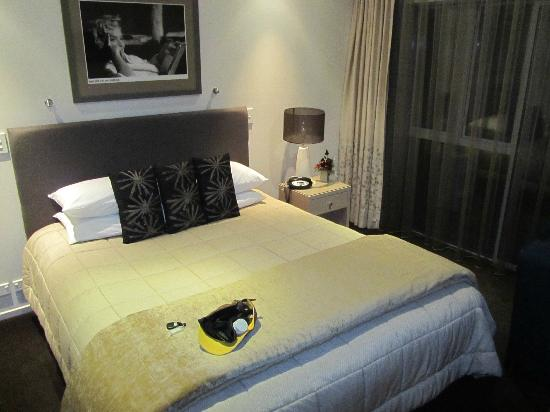 Century Park Motor Lodge: Double room