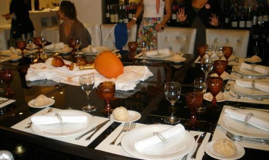 Alameda XXI: presentación de mesa