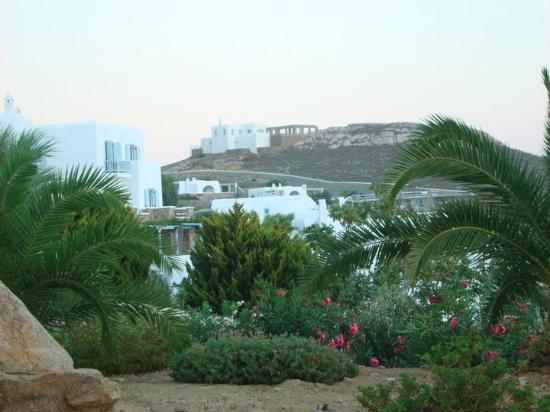 Mykonos Grand Hotel & Resort : Θεα απο τη σουιτα