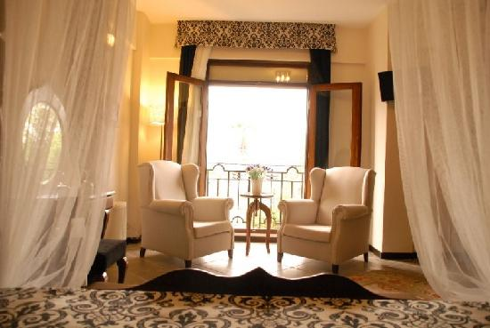 Ephesus Suites: King Suite