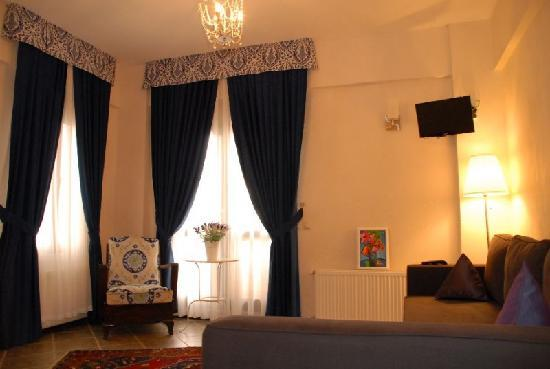 Urkmez Hotel: Family Suite