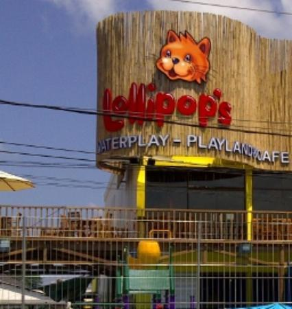 Lollipop's Playland and Cafe : Lollipop's Waterplay - Playland & Cafe