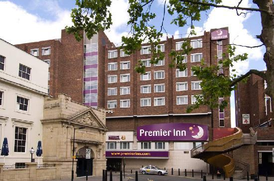 Premier Inn Newcastle City Centre (New Bridge Street) Hotel: Premier Inn Newcastle Central