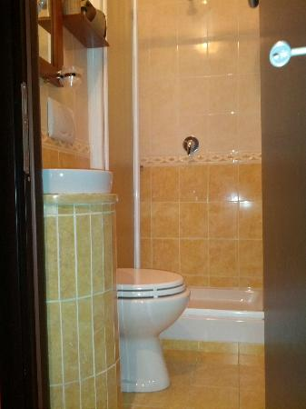 Hotel Borgo: Bagno