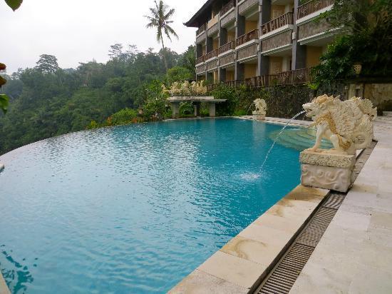Rijasa Agung  - Bali Ubud Luxury Hotel Resort Villa: pool view