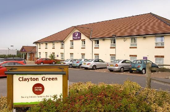 Premier Inn Oldham Central Hotel: Premier Inn Oldham Central