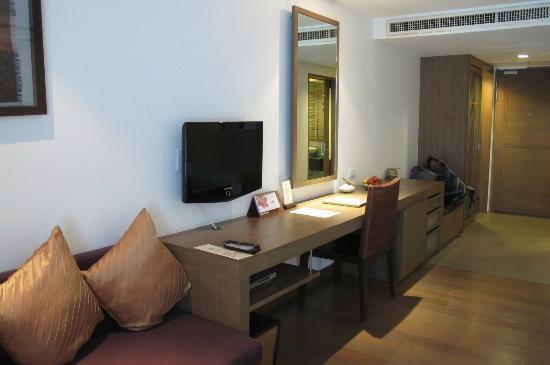 RarinJinda Wellness Spa Resort: Deluxe room