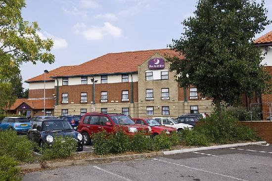 Premier Inn Oxford Hotel : Premier Inn Oxford