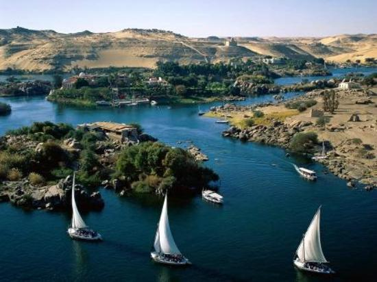 Egipto: Aswan  www.egyptra.com