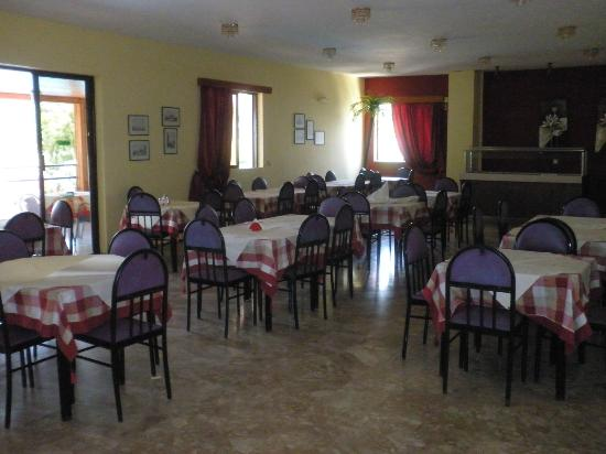 Vallian Village Hotel: Le restaurant