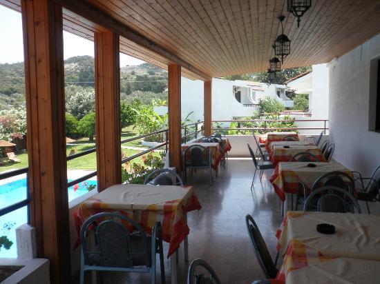 Vallian Village Hotel: La salle à manger