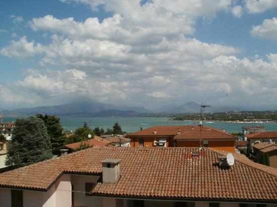 Hotel Bella Peschiera: View from our balcony