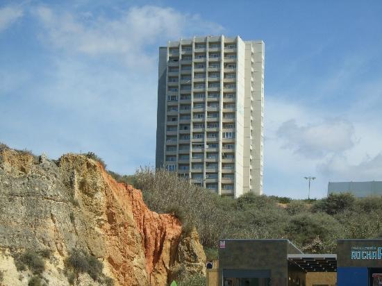Apartamentos Jardins da Rocha: from our balcony