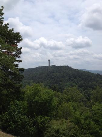 Hot Springs Mountain: Observation Tower