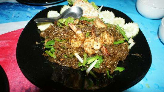 Krua Kritsana: Seafood Pad Thai...simply yummy