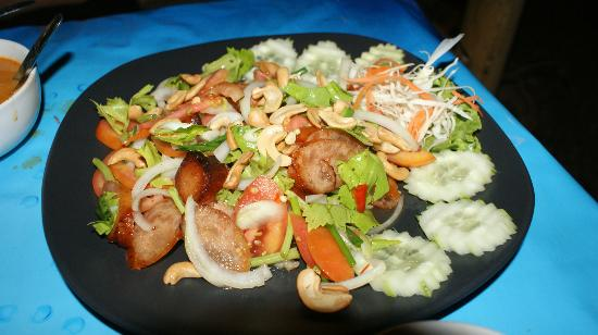 Krua Kritsana: Thailand Sausage Spicy Salad